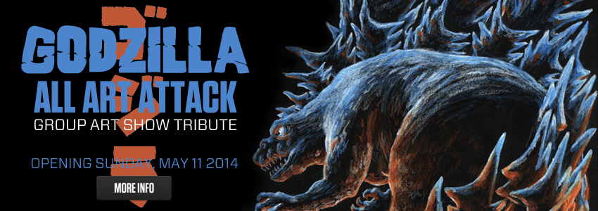 godzilla banner sunday 11th