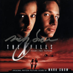 x-files signed