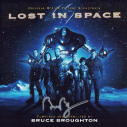 lost in space autographed