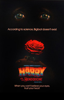 Harry and The Hendersons 25th Anniversary Screening