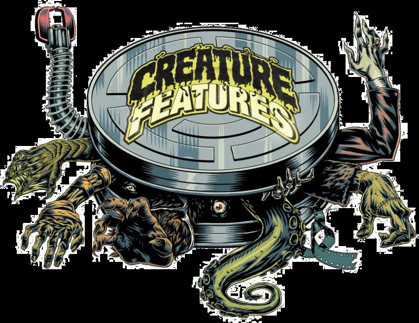 Creature Features – Celebrating The Art Of Fantastic Cinema